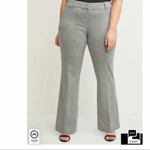 NWT Lane Bryant Allie Stretchy Boot Pant